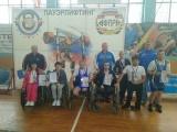 Областной чемпионат по пауэрлифтингу
