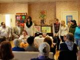 Выступление в реабилитационном центре «Здравушка»