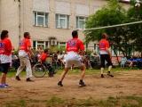 Товарищеские матчи по волейболу